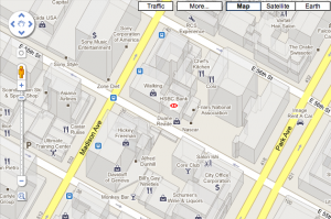 Google Maps - Logo des marques