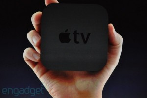 Keynote: Apple TV design