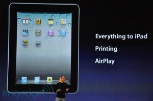 Keynote: iOS iPad