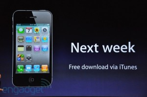 Keynote: iOS iPhone