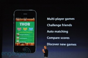 Keynote: Games Center