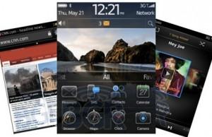 BlackBerry OS6 official
