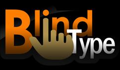 Logo BlindType