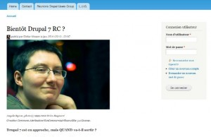 drupal.culbutte.be, le 1er Drupal Users Group en Belgique francophone