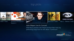 MSN Live vidéos