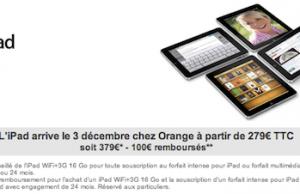 teasing iPad Orange