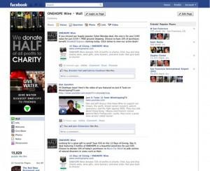 Nouvelles Fans pages Facebook