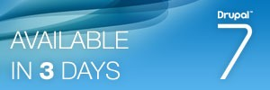 Drupal 7.0 sort le mercredi 5 janvier