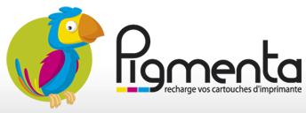 Logo Pigmenta