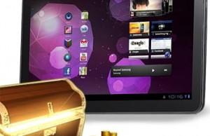 prix Samsung Galaxy Tab 10.1