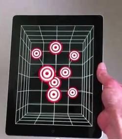La 3D sur l'iPad