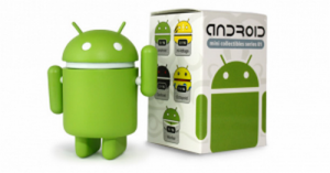 Android-figurine