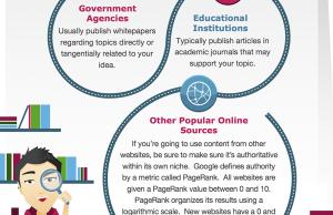 Comment faire une belle et bonne infographie?