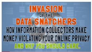 Comment nos informations privées sont-elles collectées et utilisées?