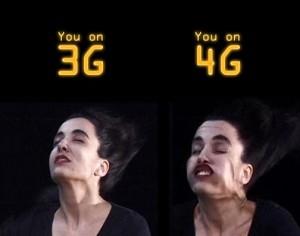 Vous êtes en 4G