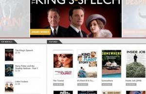 Les films arrivent sur l'android market