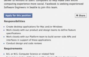Offre d'emploi développeur logiciel
