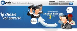 Yupeek, réseau social professionnel destiné aux étudiants et jeunes diplômés