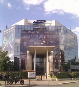 Bâtiment Samsung