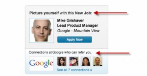suggestion contact, LinkedIn