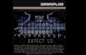 Réseau social Anonplus