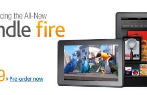 Amazon Kindle Fire en pré-commande aux Etats-Unis