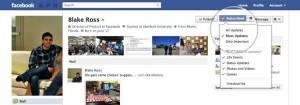 "Facebook bouton ""S'abonner"""