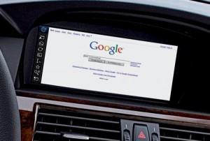 Internet dans les voitures