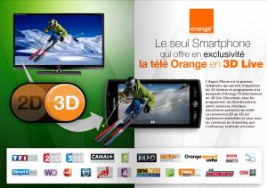 Orange 3D Mobile