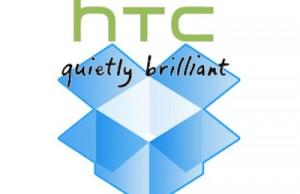 HTC et Dropbox