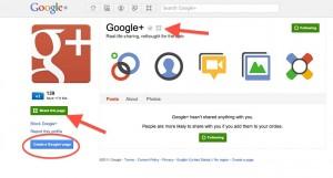 Google + pour les entreprises