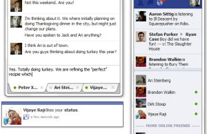 Facebook Messenger pour Windows