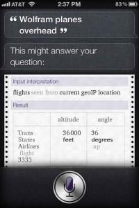 Siri Avion