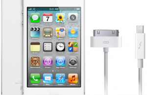 iOS iPhone ThunderBolt