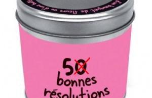5 résolution pour le blog