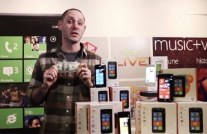 Windows Phone 7 - Concours rapidité