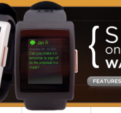 InPulse, une des montres du futur