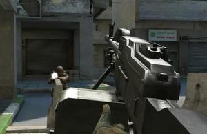 Capture d'écran du jeu sur iOS