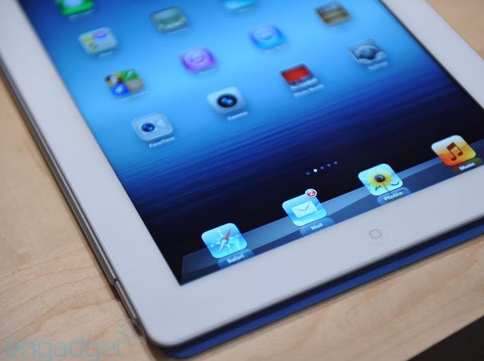 Le nouvel iPad
