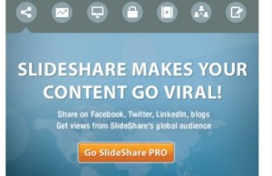 SlideShare rachat linked in