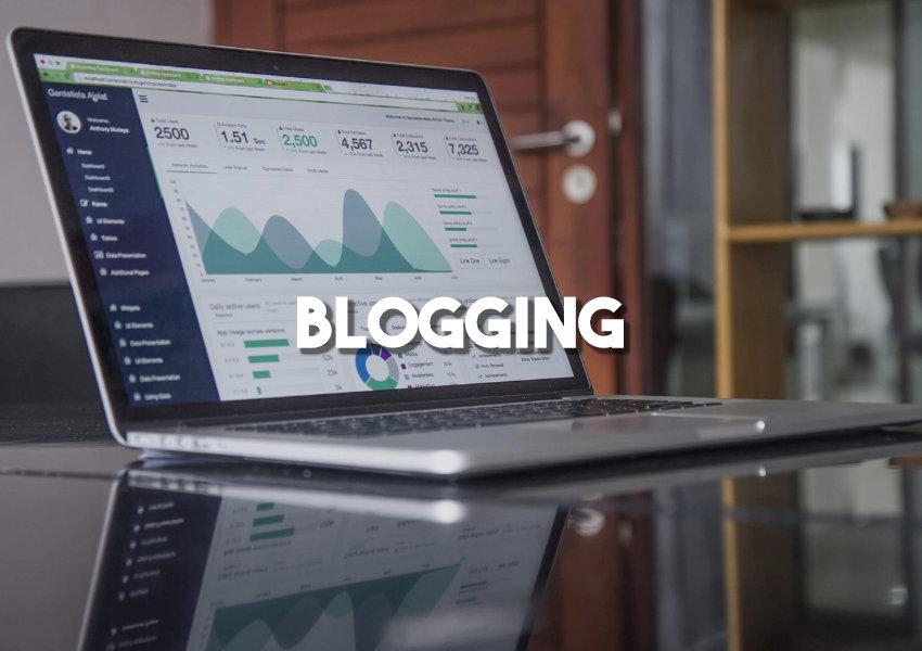 Statistiques sur les performances d'un blog d'entreprise