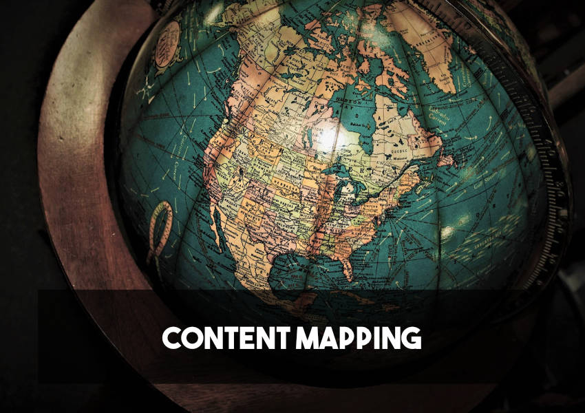 Content mapping pour le marketing de contenu
