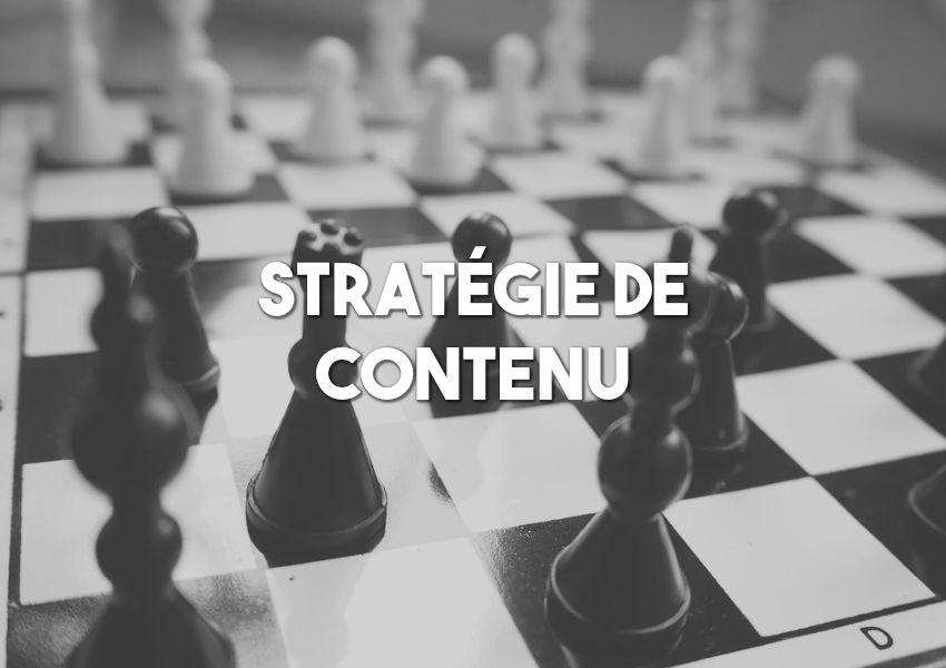 Définir une stratégie de contenu en 8 questions