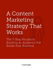 ebook stratégie de contenu