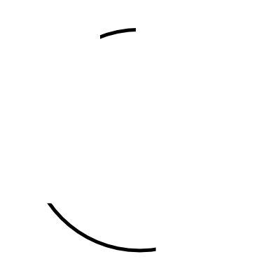 cercle avec loi de cloture