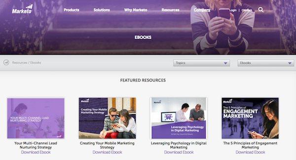 page ebooks