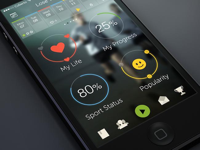 app mobile nourriture