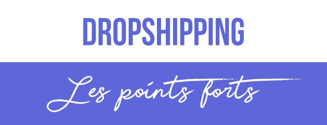 avantages du dropshipping