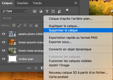 faire un gif sur photoshop