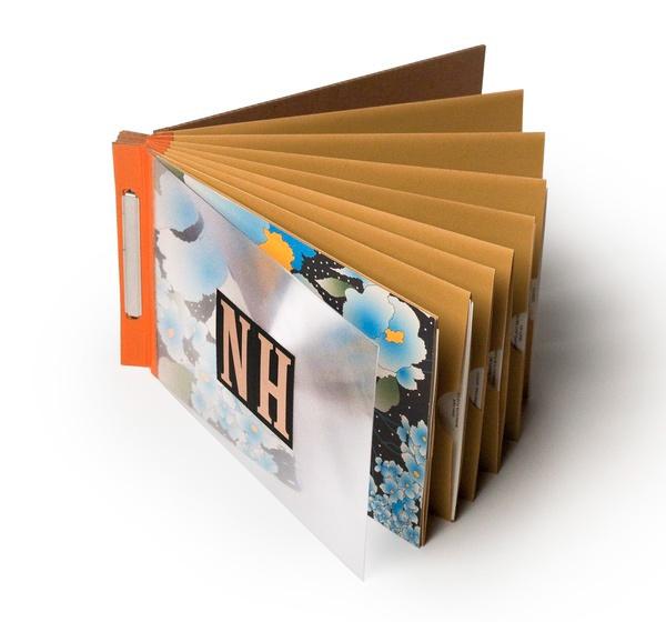 portfolio papier